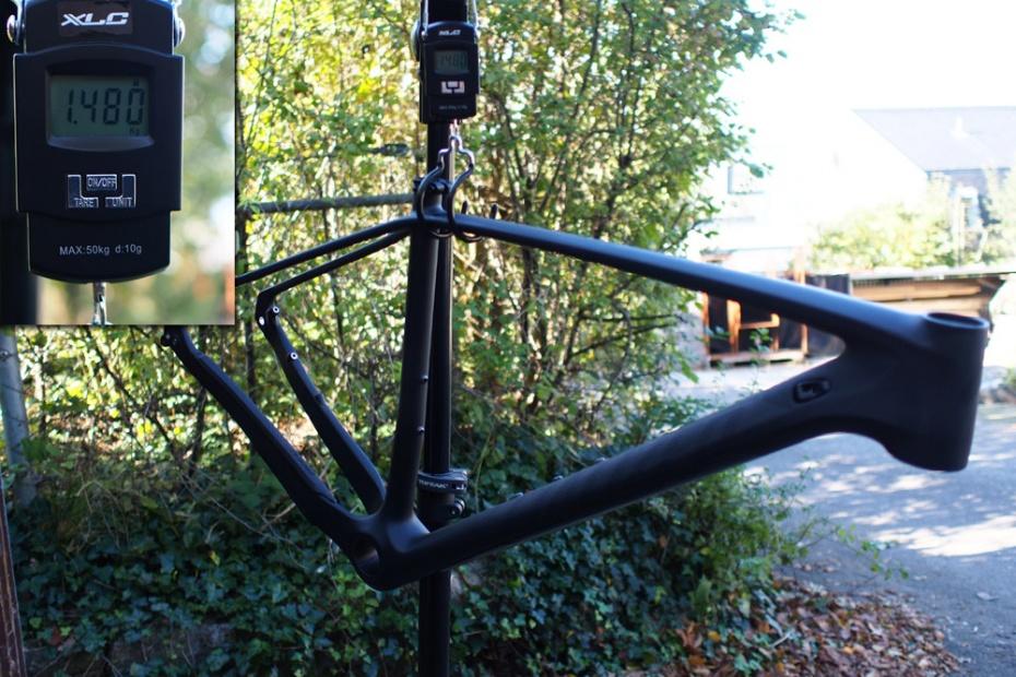 Gewicht Specialized Hardtail Stumpjumper Carbon Comp HT L