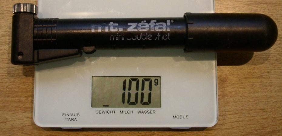 Mini Gewicht